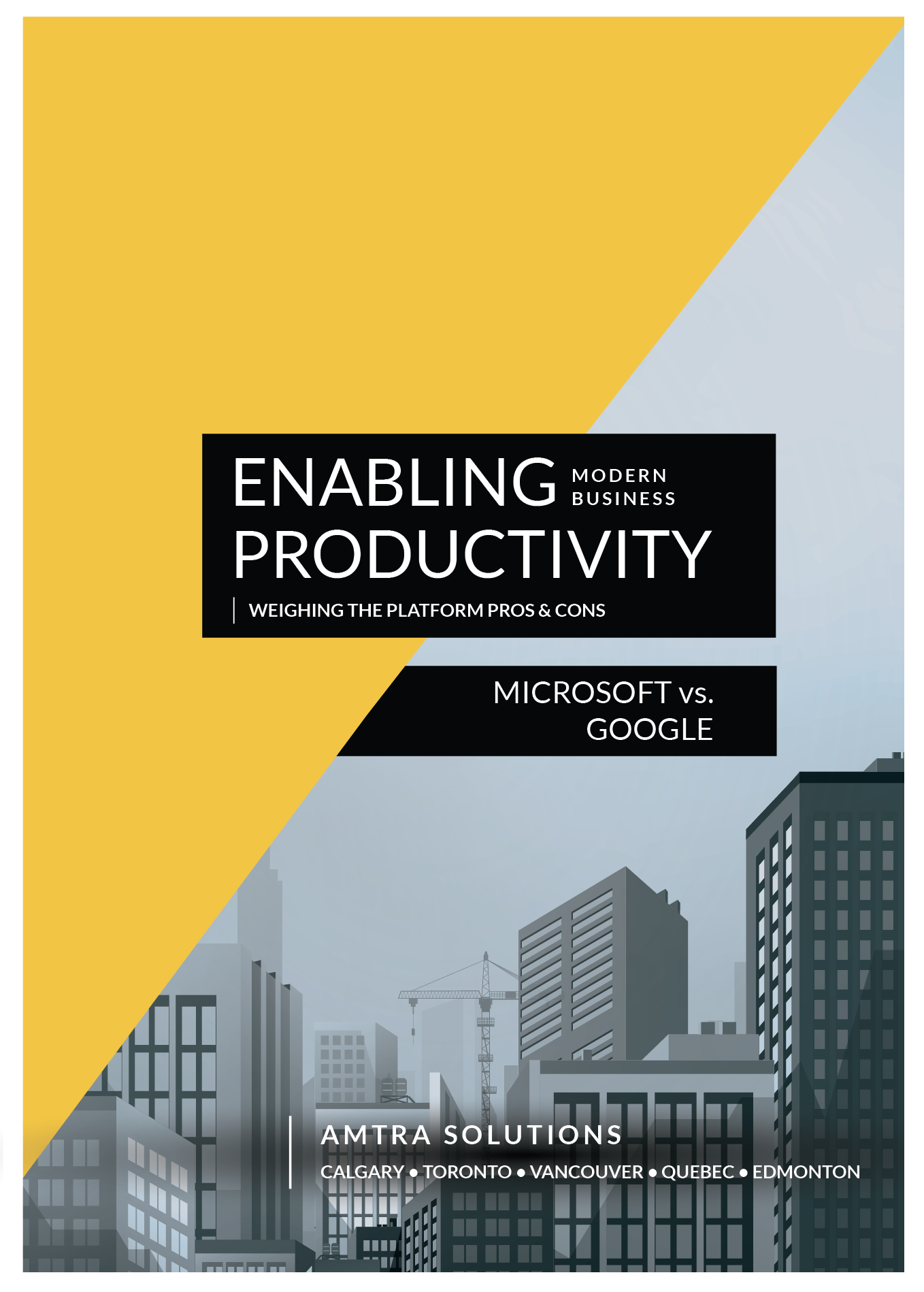 Enabling Productivity - Google v Microsoft-01