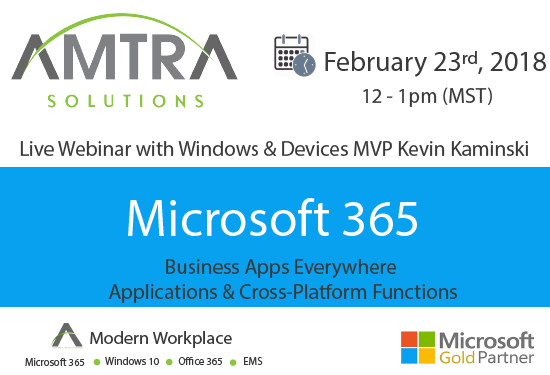 Microsoft 365 -Business Apps
