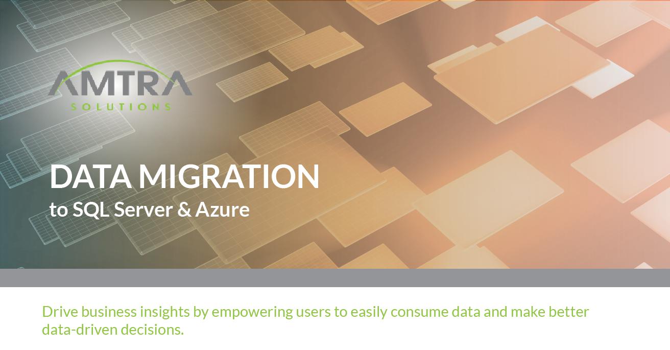 Data Migration to SQL or Azure Datasheet