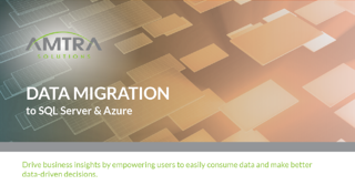 Data Migration to SQL or Azure Datasheet