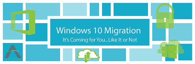 Windows 10 Migrations
