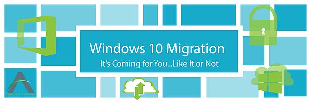 Windows 10 Migrations